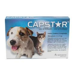 Novartis - Capstar 11.4 - Cães e Gatos