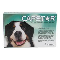 Novartis - Capstar 57mg - Cães